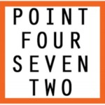 POINT FOUR SEVEN TWO