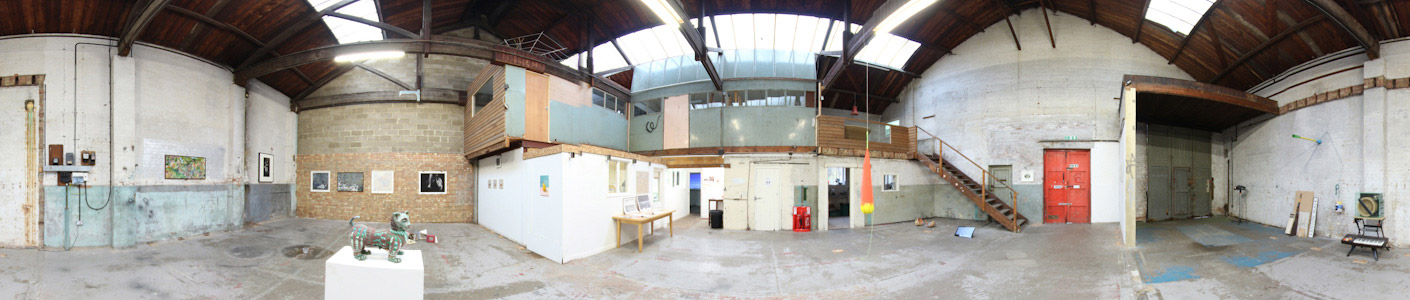 OVADA Contemporary Art space in Oxford
