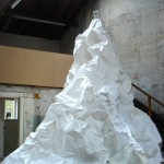 'Paper Mountain' (2012). Photo: Lucy Phillips