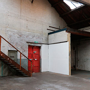 OVADA Contemporary Art Gallery Warehouse Oxford