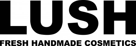 LUSH LOGO rectangle