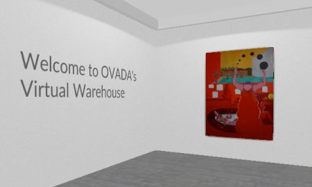 OVADA Artweeks Virtual Exhibition