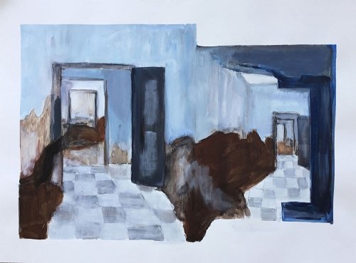 Jaqueline McLaurin - The Engineer's House