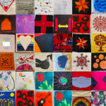 The OVADA Covid Quilt Project
