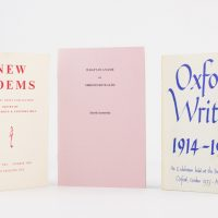 My Father's Things - Writer's in Oxford