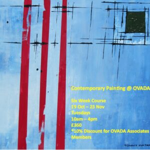 Contemporary Painting course at OVADA